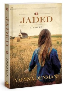 Author Interview (Plus a Giveaway!): Varina Denman & Jaded **CLOSED**