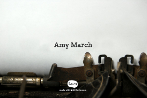 amy march