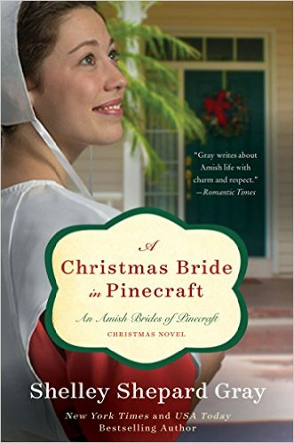 christmas bride in pinecraft