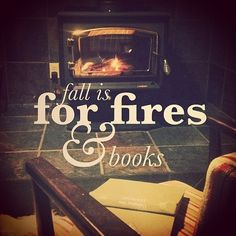 fall is for books
