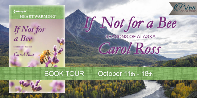 Grand Finale Blitz (and Giveaway!): If Not For A Bee by Carol Ross