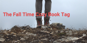 cozy book tag