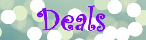deals banner
