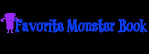 favorite monster book