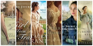 historical fiction collage