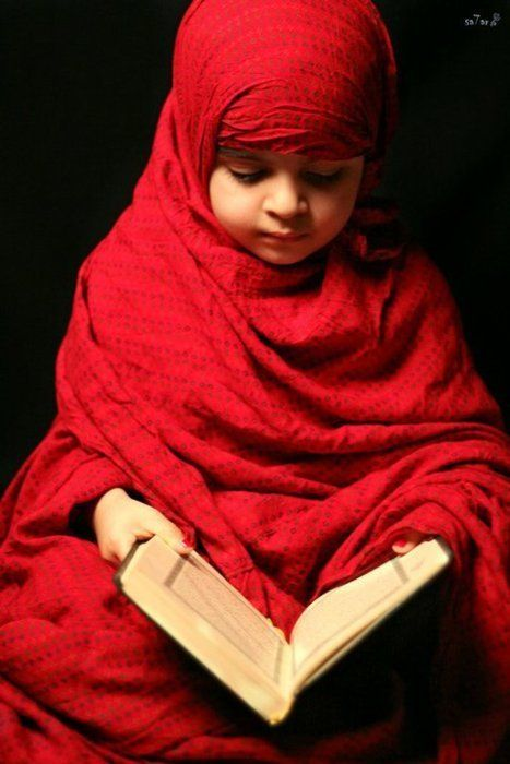 hijab reading