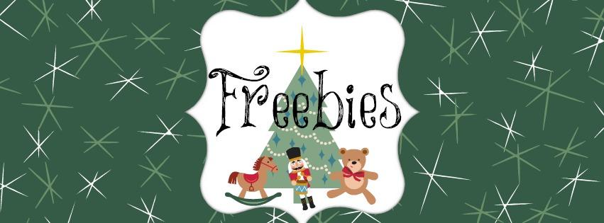 Freebies xmas