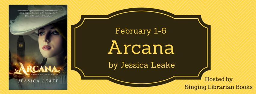 Arcana Tour Banner