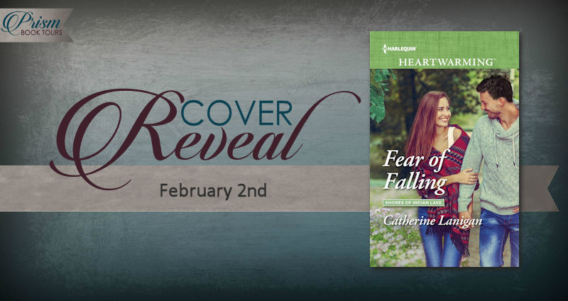 Cover Reveal: Fear of Falling by Catherine Lanigan
