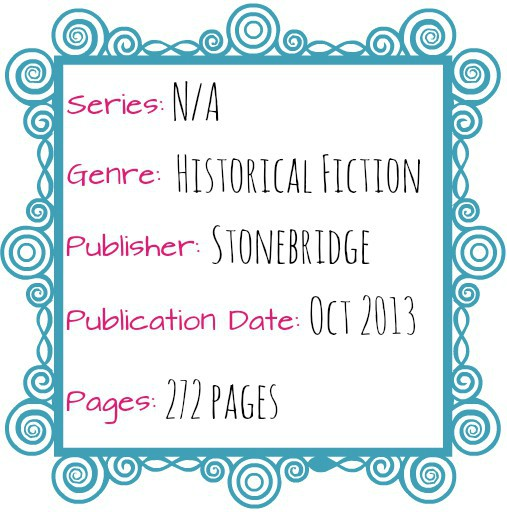 Stonebridge Oct 2013 Historical Fiction
